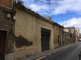 Mágnifico solar urbano en pleno centro de Vilafranca del Penedès #inmo_00167_157922